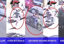 La sequenza dell'omicidio di Giuseppe Canale