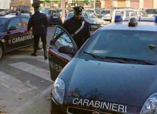 carabinieri furto gioielleria