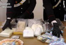 carabinieri milano droga