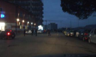 Ingresso vietato alle auto da via Reggio Calabria