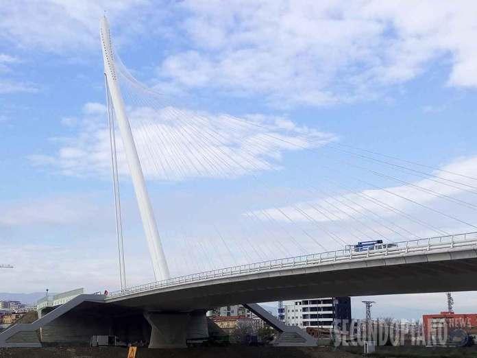Ponte di Calatrava a Cosenza