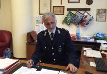 Vincenzo Settino, comandante della Polizia municipale di Rende