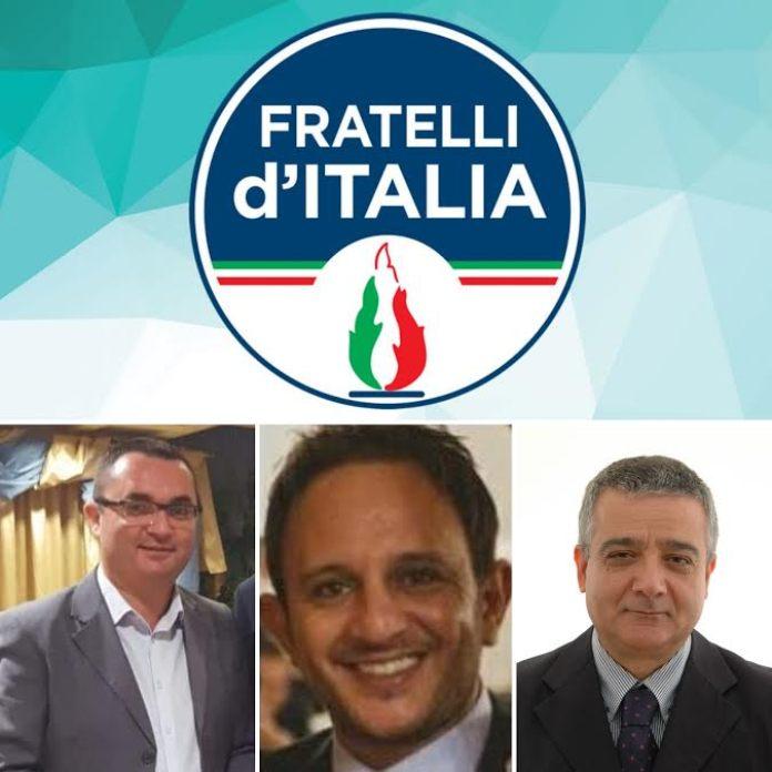 Fratelli d'Italia, nominati tre nuovi commissari nel reggino