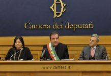 conferenza camera occhiuto calatrava