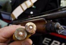 fucile sequestrato carabinieri