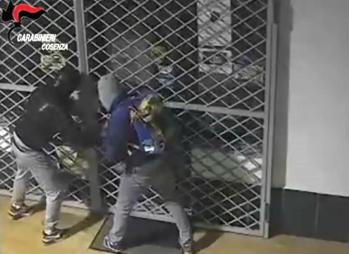 furto corigliano