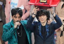 Ermal Meta e Fabrizio Moro vincono il 68° Festival di Sanremo