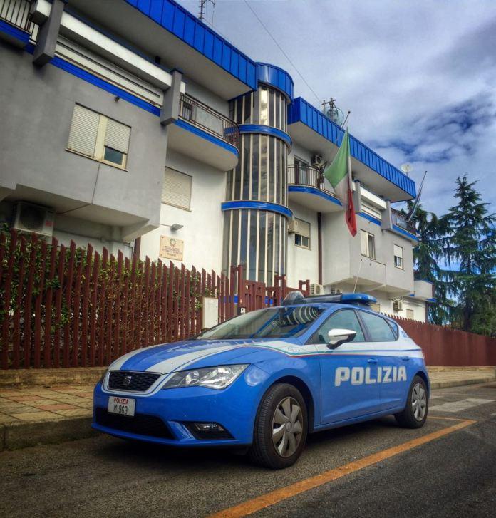 Polizia commissariato rossano