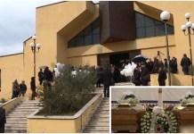 funerali famiglia Giordano