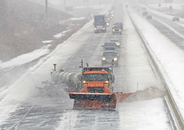 Maltempo, prevista neve a bassa quota al Sud