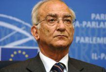 L'ex senatore Donato Veraldi, rimasto ferito nell'incidente