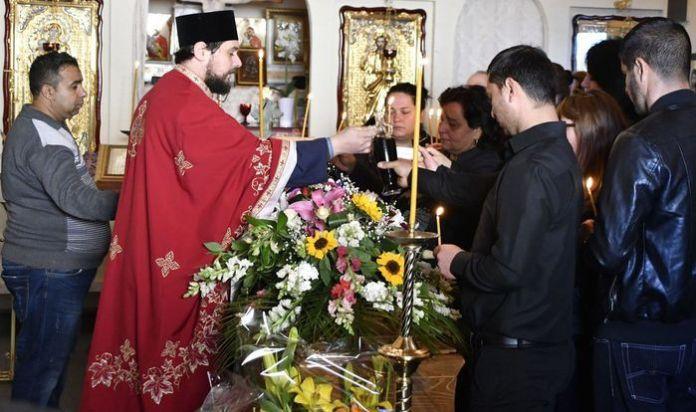 Funerali operaio morto a Crotone