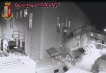 operazione Keleos assalto caveau