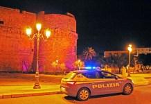 polizia castello aragonese
