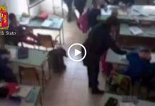 scuola violenze maestra scuola elementare