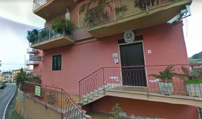 stazione carabinieri santa maria del cedro