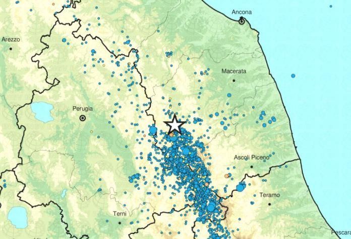terremoto Muccia 10 aprile 18