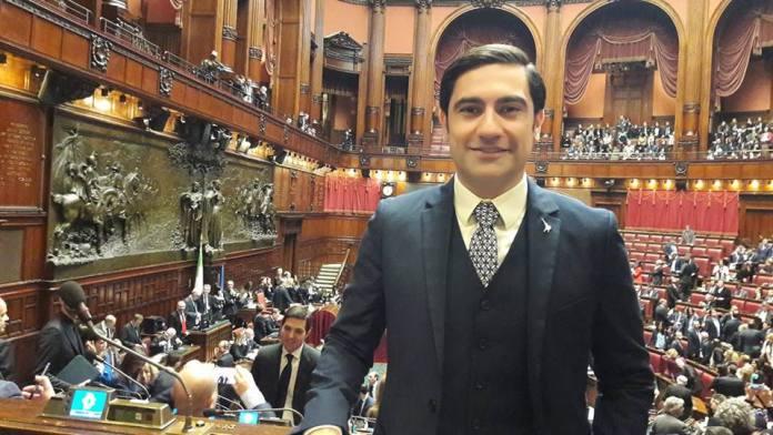 Domenico Furgiuele, deputato della Lega