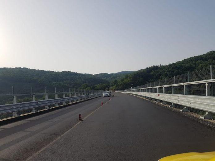 viadotto cannavino asfaltato