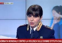 Il Questore di Cosenza, Giovanna Petrocca