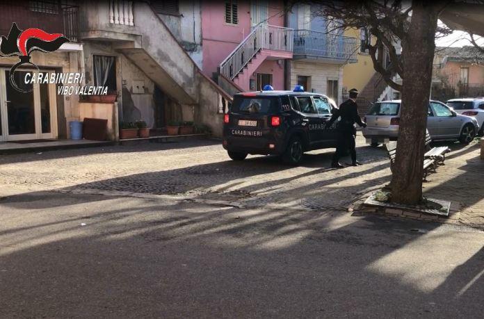 carabinieri san gregorio arrestano Michele Simonetti