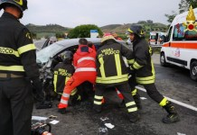 incidente 107 crotone