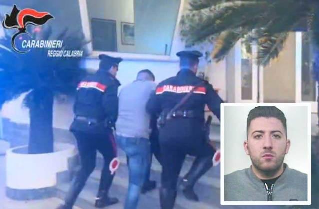 arresto di Antonio Callipari