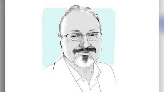 ritratto Jamal Khashoggi