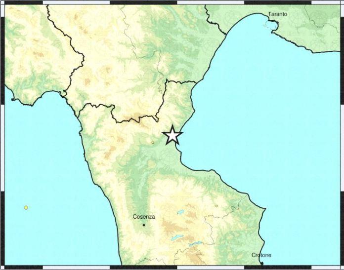 terremoto Villapiana