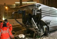 autobus incidente svizzera