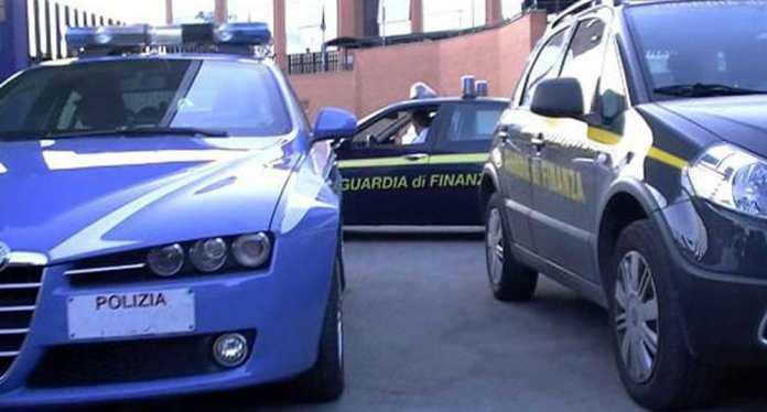 polizia di stato guardia di finanza
