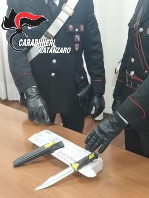Arma del delitto omicidio Falco a miglierina