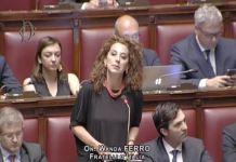 Wanda Ferro Camera dei deputati
