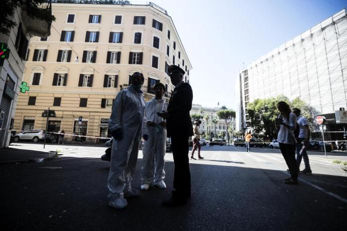 Omicidio carabiniere, sentite persone sospette. Militare ucciso per cento euro