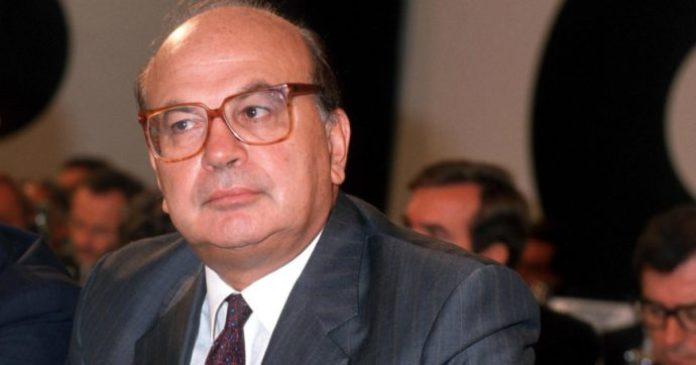 Venti anni fa la morte di Bettino Craxi, il grande statista socialista