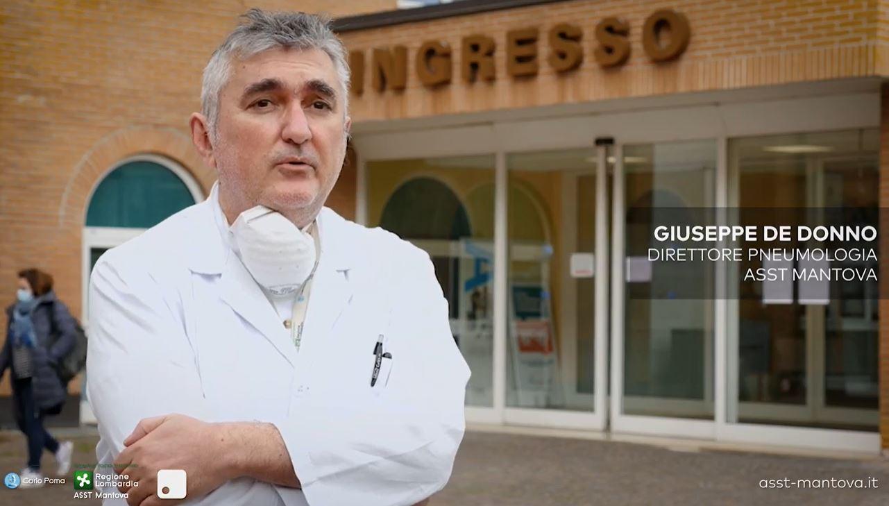 """Morto il Prof. De Donno: """"Suicidio"""". Con il Plasma salvava vite. Indaga la Procura"""