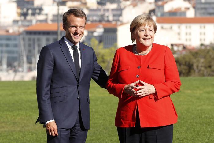 Crisi economica, Merkel-Macron lanciano un Recovery Fund da 500 miliardi