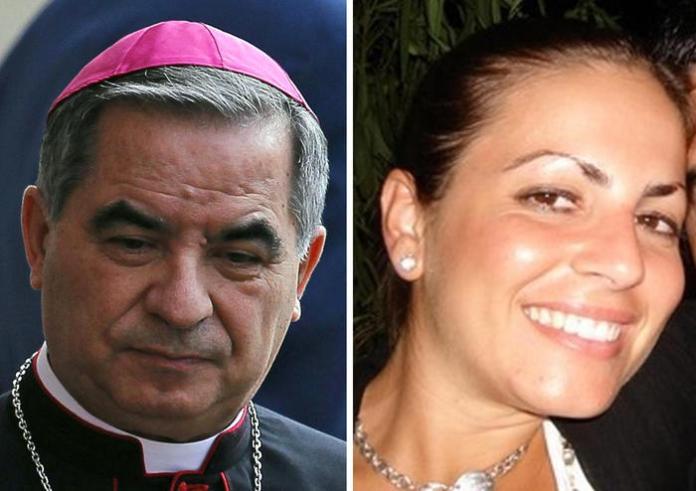 "Vaticano, arrestata Cecilia Marogna, la ""dama"" del cardinale Becciu"