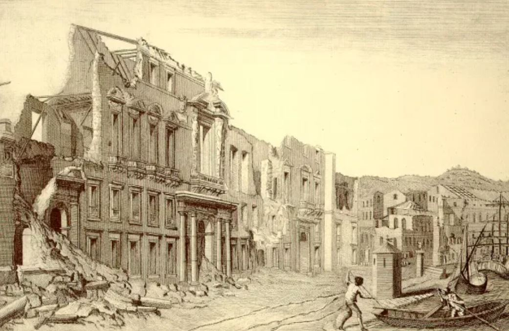 Terremoto 5 Febbraio 1783 in Calabria: da sisma di M. 7.0 il maremoto devastante. Migliaia le vittime