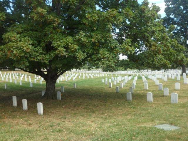 arlington cemetery washington