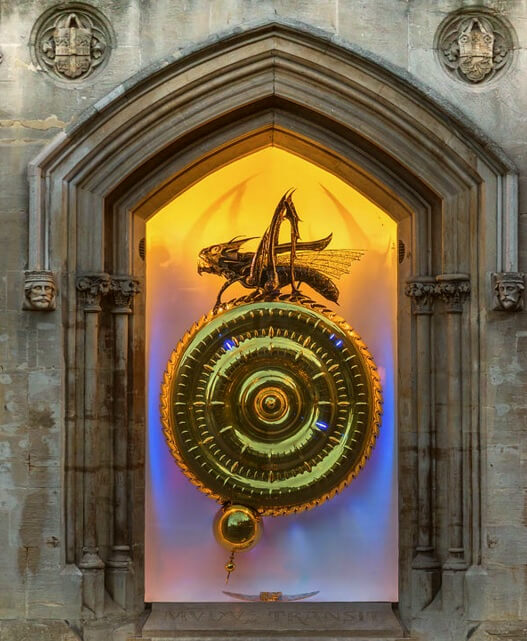 corpus clock cambridge