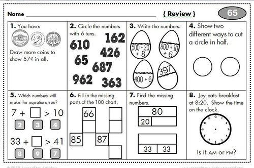 2nd Grade Homework - Second Story Window