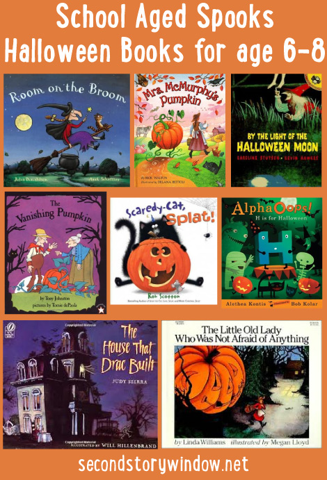 20+ Favorite Halloween Reads