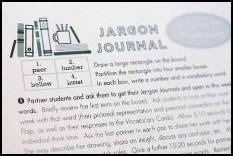 Acquiring Vocabulary with an Interactive Vocabulary Notebook ...
