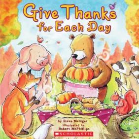 40+ Favorite Thanksgiving Books