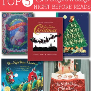 Top 5 The Night Before Christmas Reads