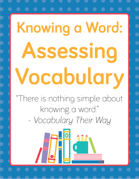 Vocabassessment
