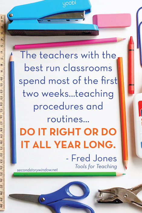 Back to School: Guided Discovery of School Tools
