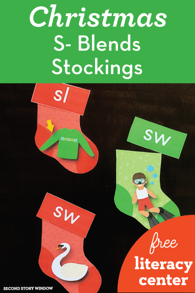 free s blend stockings literacy center