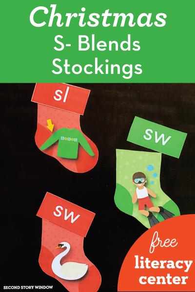 free s blend stockings literacy center